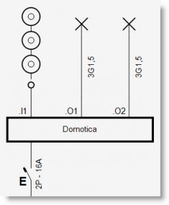 Trikker - Nummeren domoticamodule op eendraadschema - 5